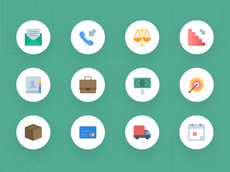 Download 31 free Icons design for your next projects - uistore design