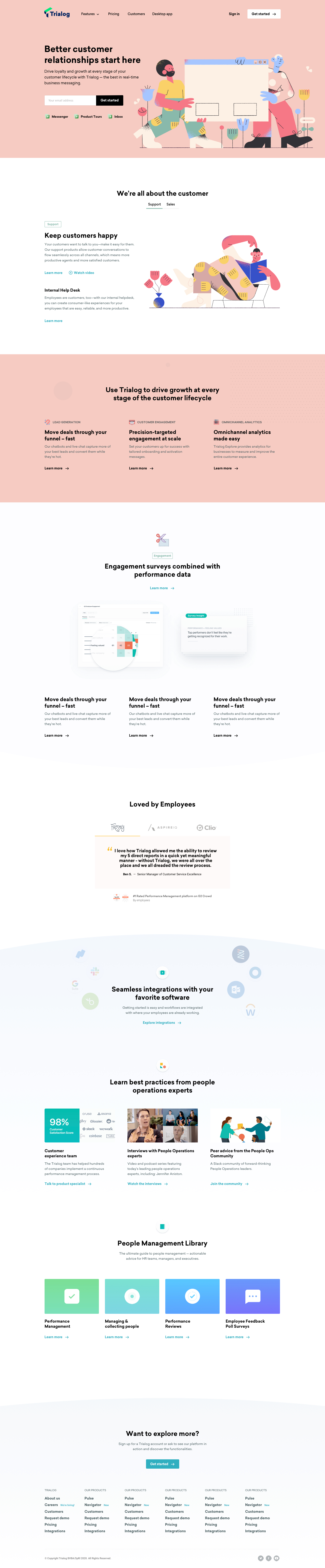 Trialog SaaS Landing Page for Sketch - We are excited to share a free Sketch Template, Trialog SaaS Theme. It is a well-crafted sketch theme that can be downloaded for free.