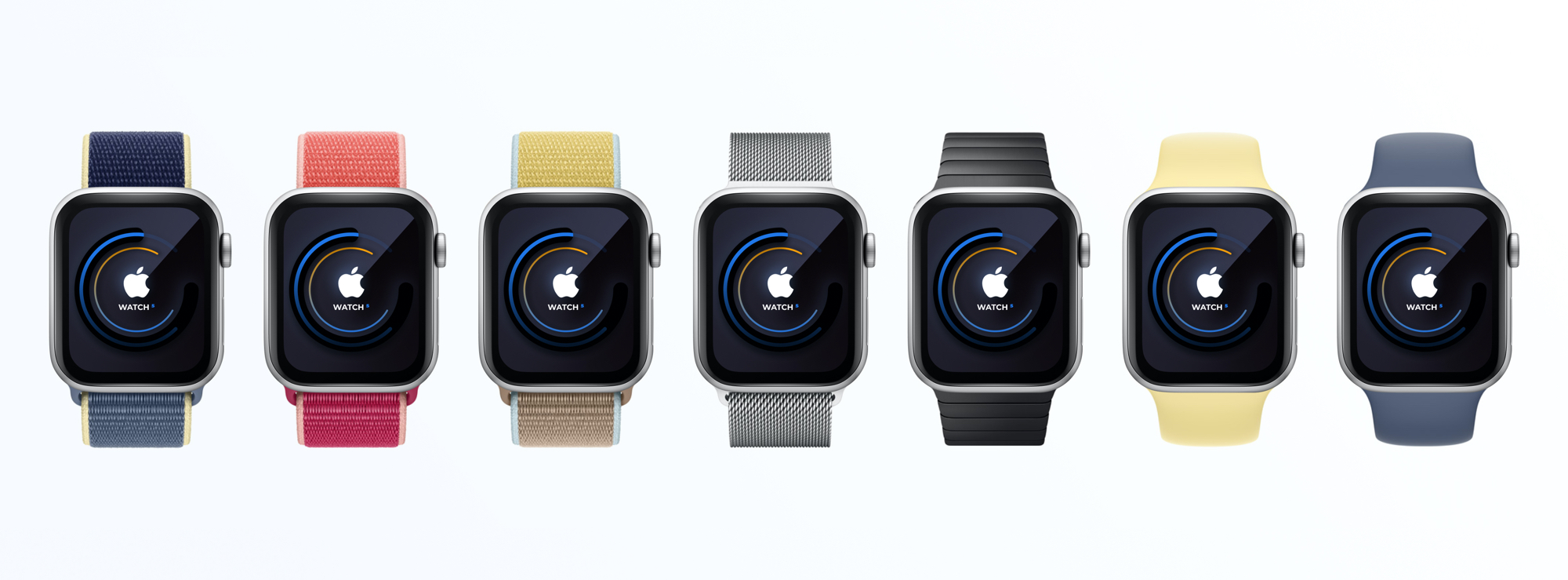 Apple Watch Mockup for Figma - In this mockup, you'll find an Apple watch ready to showcase your beautiful design solutions. For those that are starting designing for smartwatches or for the expert ones, having a simple, easy and fast way to show your ideas and concepts is a must.