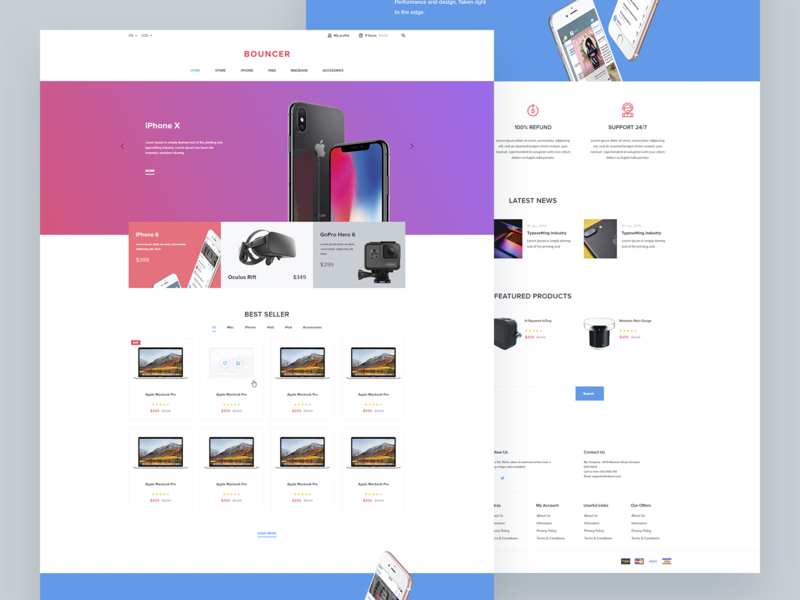 Download 266 free UI Kits for Adobe XD, Sketch, Figma