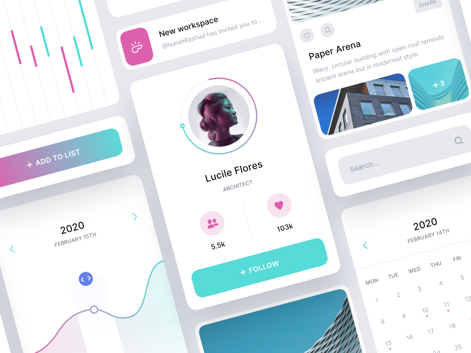 Dark & Light UI Components for Sketch - Just a simple freebie with components you can use across your design, enjoy! File contains both light and dark version of the widgets.